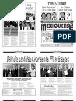 Diario El mexiquense 23 enero 2015