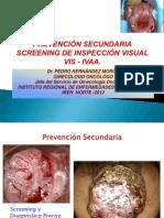 Inspección Visual con Ácido Acético y Solución de Lugol