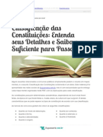 Classificacao-Constituicoes
