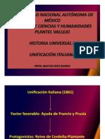 Microsoft PowerPoint - UNIFICACIÓN ITALIANA [Sólo lectura]