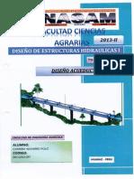 Diseño Acueducto - Ejm 1