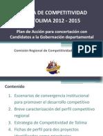 Agenda Dee Competitividad Del Tolima (1)