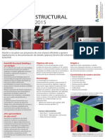 Nuevo Autodesk Structural Deatiling 2015 Brochure Semco Web