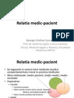 01 Relatie Medic-pacient