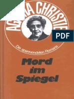 Christie Agatha - Mord Im Spiegel