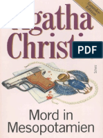 Christie, Agatha - Mord in Mesopotamien