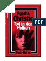Christie, Agatha - Tod in Den Wolken