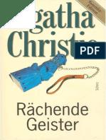 Christie, Agatha - Rächende Geister