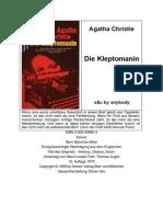 Christie_Agatha - Die Kleptomanin