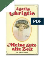 Christie, Agatha - Meine Gute Alte Zeit