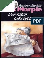 Christie_Agatha - Miss Marple - Der Täter Lässt Bitten