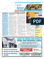 Hartford, West Bend Express News 01/24/15