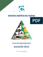 Experto en AutoCAD 2015-Mod Básico-Sesión 2-Unidades de Medida Y Sistema de Coordenadas