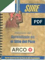Manual de Aprendizaje en El Sitio Del Pozo