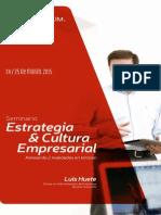 Seminario Estrategia & Cultura Empresarial