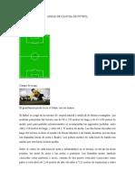 Áreas de Cancha de Fútbol,Basquet
