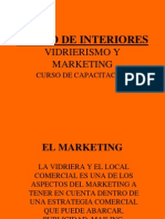Vidrirismo Marketing