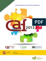 Guia CAF 2013