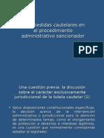 Sesion 2 Medida Cautelar Procedimeinto Administrativo