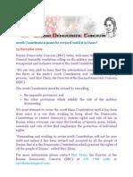 Organizations Around the World Statements on Boycott 2010 Election in Burma