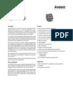 Optical Mouse Sensor