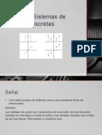 Señales y Sistemas de variables discretas