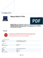 Maguay Myway p1703m Stock