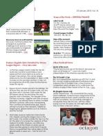Football Digest - Vol. 10