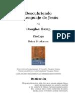 Descubriendo El Lenguaje de Jesús