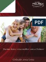 Pelmex Catalogo de Colchoes Linha Pelmex