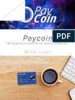 Pay Coin White Paper
