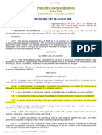 Decreto Nº 6523