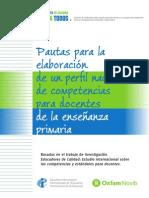 Pautas Para Docentes_Primaria