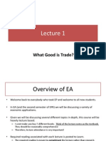 Lecture 1 - Trade Overview(1)