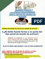 PROBLEMAS PENALES Y PROCESALES RELACIONADOS CON EL DELITO DE LAVADO DE ACTIVOS.pdf