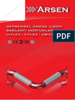 Depremsel Omega Dilatasyon Hortumlari Katalog Arsenflex