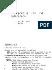 Interpreting Fits