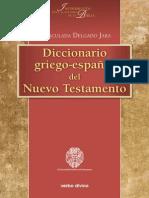 Diccionario Griego Espanol Del Nuevo Testamento Libre