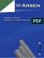 Metal Hortum Orgulu Katalog Arsenflex