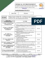Programme SSIAP 3 A