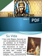 Vida de San Leon Magno