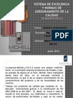MICHELL_Y_CIA_ytabajo Tipo de Gestiòn Empresarial