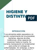 1. Higiene y Distintivo h