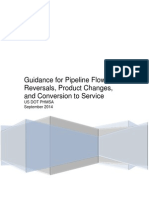Guidance on Re Purposing Pipelines