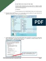 Cara Instalasi Software Arcview Gis 3.3 Pada w7 x86 - 32bit [Artek10]