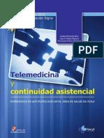 Telemedicina y continuidad asistencial Sacyl Prueba_imprenta_imagen Gráfica 2013
