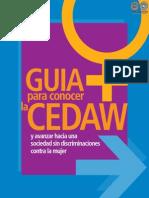 GUIA PARA CONOCER LA CEDAW - HUGO VALIENTE - PORTALGUARANI