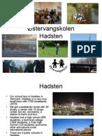 PPT Østervangskolen - About the School Updated Emmen