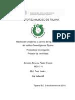 Protocolo de Investigacion. 11211319