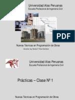 A.- Prácticas - Clase Nº 1